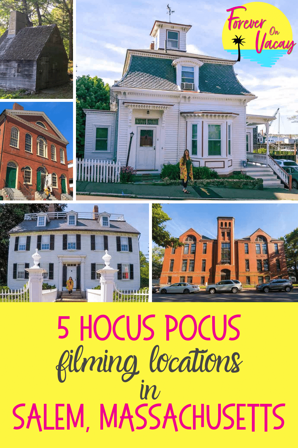 Pin this: Hocus Pocus Filming Locations in Salem, Massachusetts